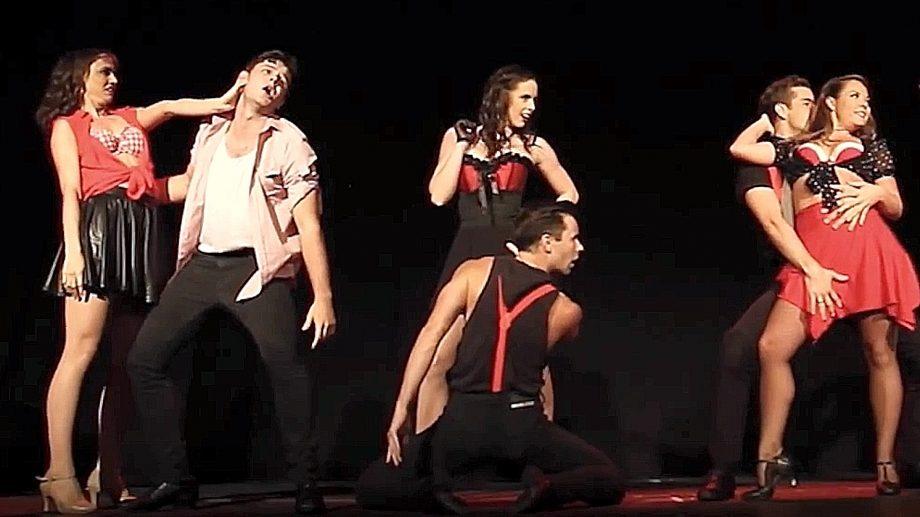 """Natasha Crane's choreography to """"Ladies Night"""""""