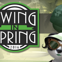 Swing in Spring 2016 Funky Panda