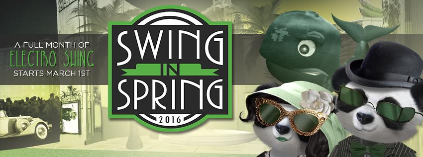 Swing in Spring 2016 Funky Panda
