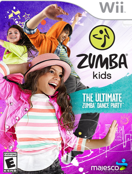 Zumba Kids Poster